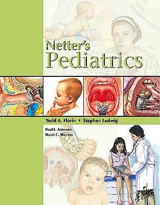 Portada del libro 9781437711554 Netter's Pediatrics