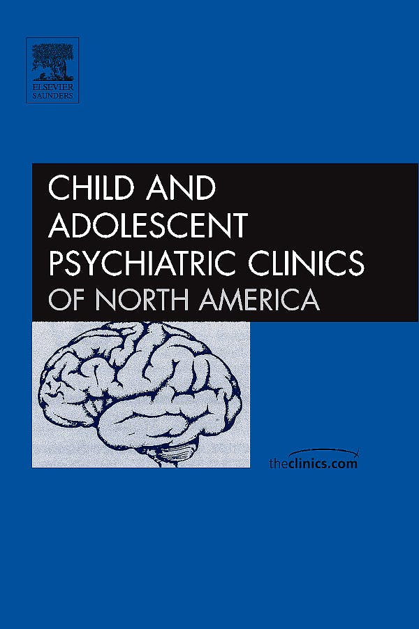Portada del libro 9781437712001 Pediatric Sleep Disorders. an Issue of Child and Adolescent Psychiatric Clinics of North America Volume 18-4