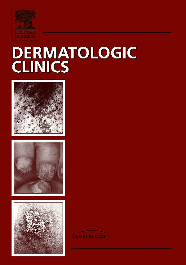 Portada del libro 9781437712094 Cosmetic Dermatology, an Issue of Dermatologic Clinics