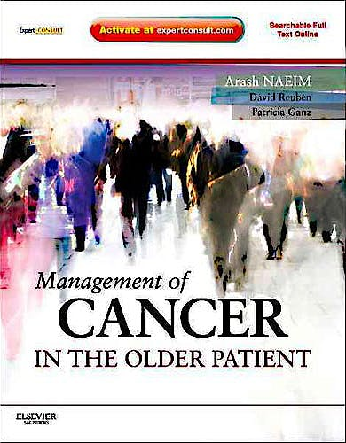 Portada del libro 9781437713985 Management of Cancer in the Older Patient, Expert Consult ( Online and Print)