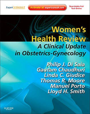 Portada del libro 9781437714982 Women's Health Review. a Clinical Update in Obstetrics-Gynecology (Online and Print)