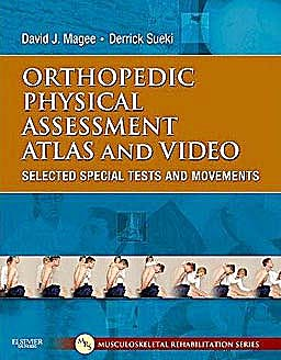 Portada del libro 9781437716030 Orthopedic Physical Assessment Atlas and Video. Selected Special Tests and Movements + Dvd