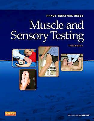 Portada del libro 9781437716115 Muscle and Sensory Testing
