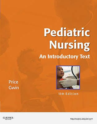 Portada del libro 9781437717099 Pediatric Nursing. an Introductory Text