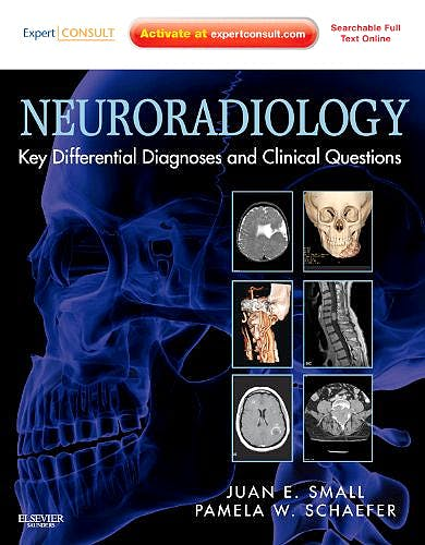 Portada del libro 9781437717211 Neuroradiology. Key Differential Diagnoses and Clinical Questions