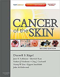 Portada del libro 9781437717884 Cancer of the Skin (Online and Print)