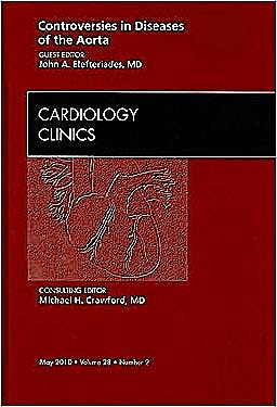 Portada del libro 9781437718010 Controversies in Diseases of the Aorta, an Issue of Cardiology Clinics