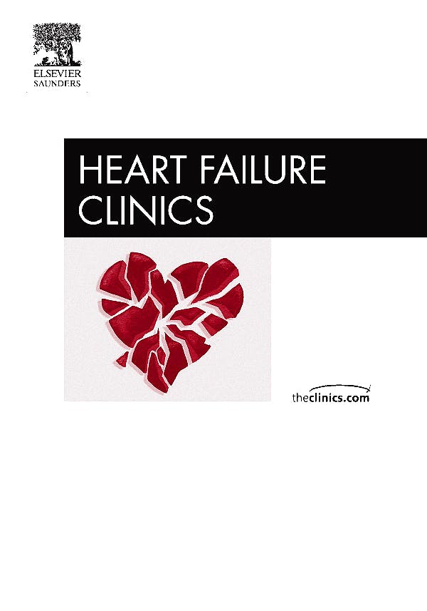 Portada del libro 9781437718263 Pharmacogenetics in Heart Failure: How It Will Shape the Future, an Issue of Heart Failure Clinics Volume 6-1