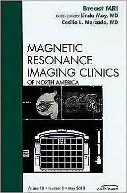 Portada del libro 9781437718331 Breast Mri, an Issue of Magnetic Resonance Imaging Clinics