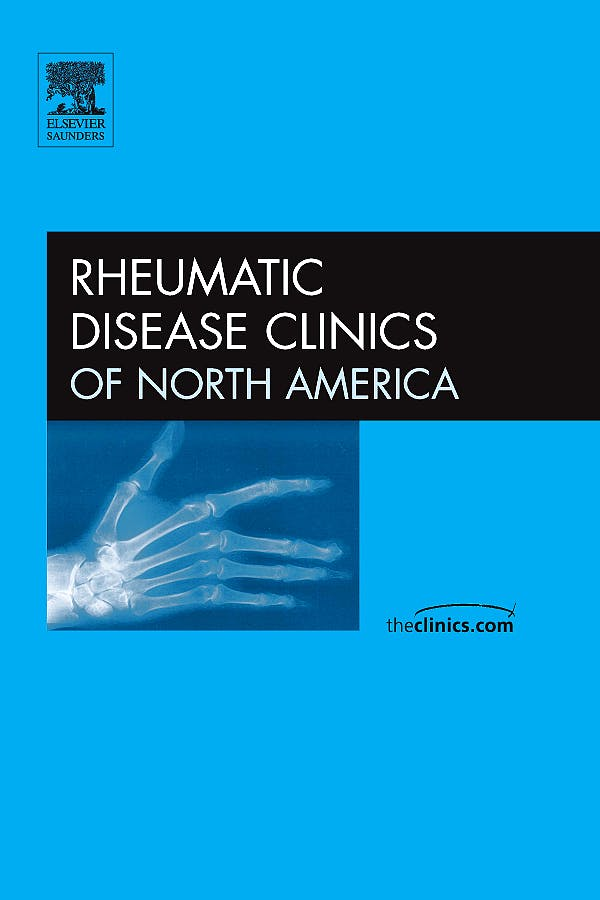 Portada del libro 9781437718690 Systemic Lupus Erythematosus, an Issue of Rheumatic Disease Clinics, Vol. 36-1