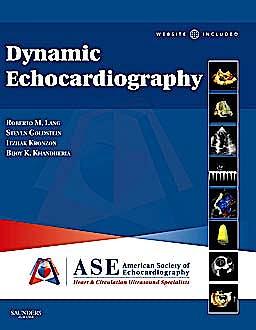 Portada del libro 9781437722628 Dynamic Echocardiography Premium Edition (Online and Print)