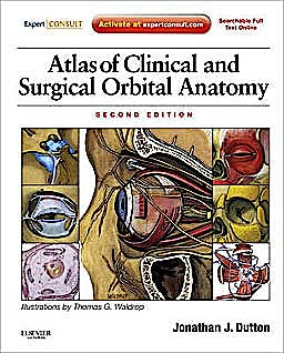 Portada del libro 9781437722727 Atlas of Clinical and Surgical Orbital Anatomy (Online and Print)