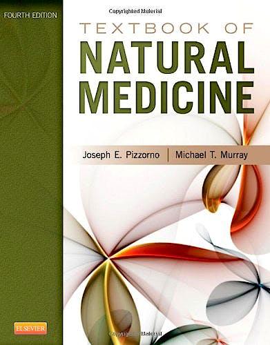 Portada del libro 9781437723335 Textbook of Natural Medicine