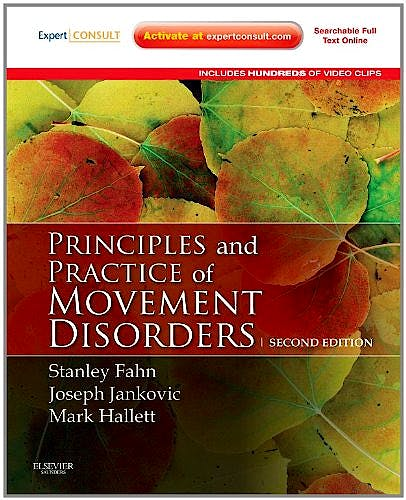 Portada del libro 9781437723694 Principles and Practice of Movement Disorders (Online and Print)