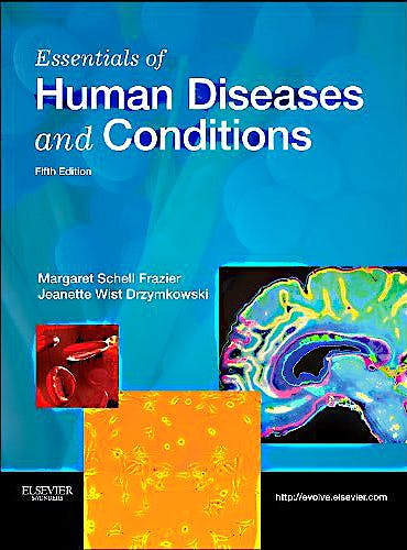 Portada del libro 9781437724080 Essentials of Human Diseases and Conditions