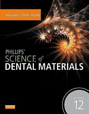 Portada del libro 9781437724189 Phillips' Science of Dental Materials
