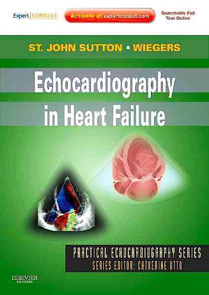 Portada del libro 9781437726954 Echocardiography in Heart Failure (Online and Print)