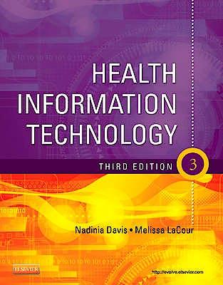 Portada del libro 9781437727364 Health Information Technology