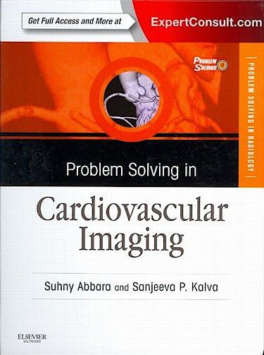 Portada del libro 9781437727685 Problem Solving in Cardiovascular Imaging