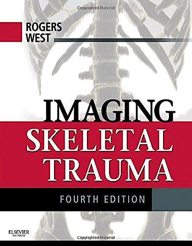 Portada del libro 9781437727791 Imaging Skeletal Trauma
