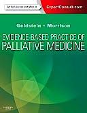 Portada del libro 9781437737967 Evidence-Based Practice of Palliative Medicine (Online and Print)
