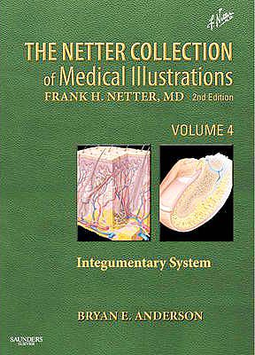 Portada del libro 9781437756548 The Netter Collection of Medical Illustrations, Vol. 4: Integumentary System