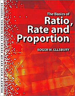 Portada del libro 9781439058381 The Basics of Ratio Rate and Proportion (Delmar's Math Review Series for Clinical Practice)