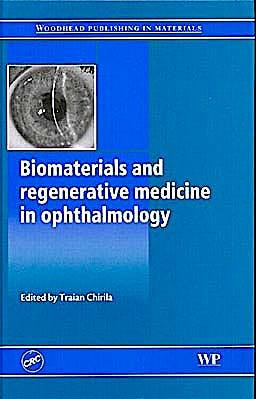 Portada del libro 9781439802151 Biomaterials and Regenerative Medicine in Ophthalmology