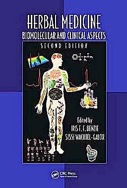 Portada del libro 9781439807132 Herbal Medicine. Biomolecular and Clinical Aspects