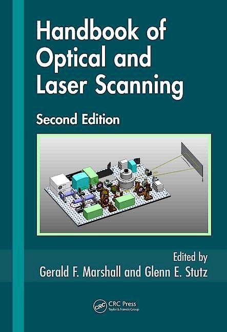 Portada del libro 9781439808795 Handbook of Optical and Laser Scanning