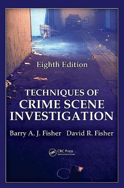 Portada del libro 9781439810057 Techniques of Crime Scene Investigation