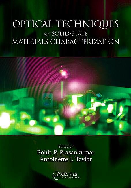 Portada del libro 9781439815373 Optical Techniques for Solid-State Materials Characterization
