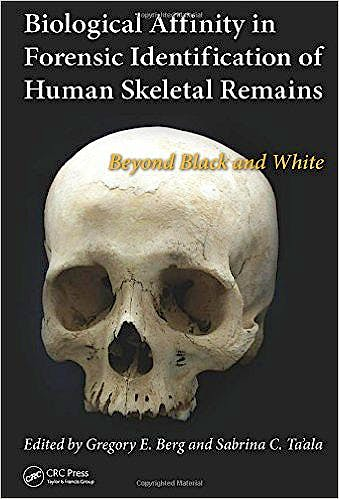 Portada del libro 9781439815755 Biological Affinity in Forensic Identification of Human Skeletal Remains