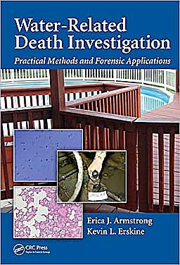 Portada del libro 9781439816363 Water-Related Death Investigation. Practical Methods and Forensic Applications
