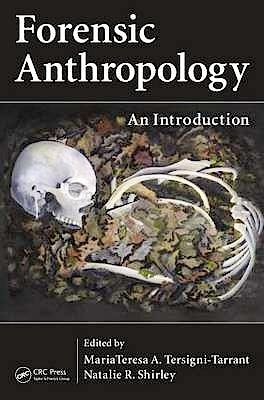 Portada del libro 9781439816462 Forensic Anthropology. an Introduction