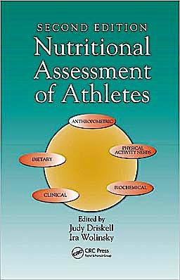 Portada del libro 9781439818213 Nutritional Assessment of Athletes