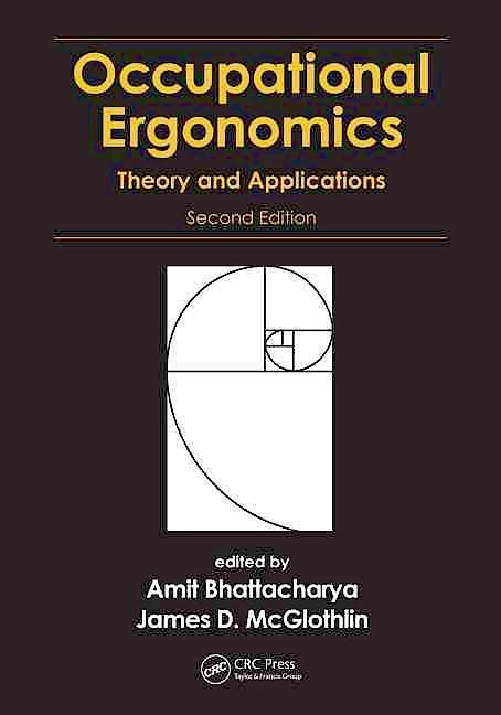 Portada del libro 9781439819340 Occupational Ergonomics. Theory and Application
