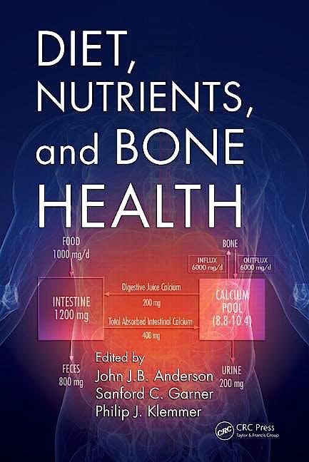Portada del libro 9781439819555 Diet, Nutrients, and Bone Health