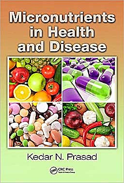 Portada del libro 9781439821060 Micronutrients in Health and Disease