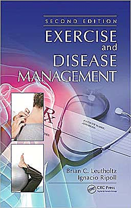 Portada del libro 9781439827598 Exercise and Disease Management