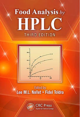 Portada del libro 9781439830840 Food Analysis by Hplc
