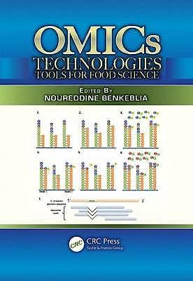 Portada del libro 9781439837061 Omics Technologies. Tools for Food Sicence