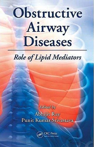 Portada del libro 9781439851401 Obstructive Airway Diseases. Role of Lipid Mediators