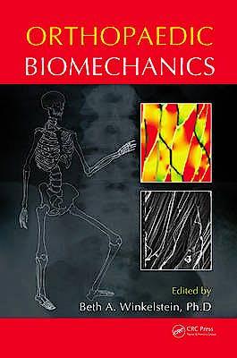 Portada del libro 9781439860939 Orthopaedic Biomechanics