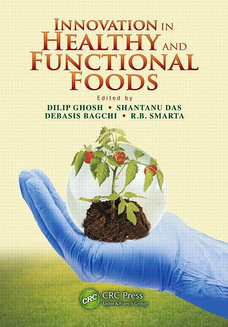 Portada del libro 9781439862674 Innovation in Healthy and Functional Foods
