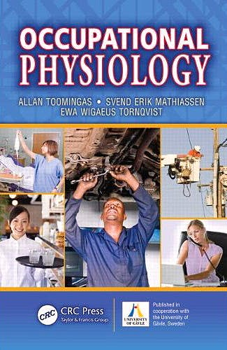 Portada del libro 9781439866962 Occupational Physiology