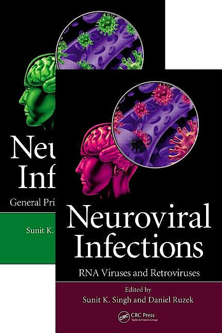 Portada del libro 9781439868522 Neuroviral Infections, 2 Vols.
