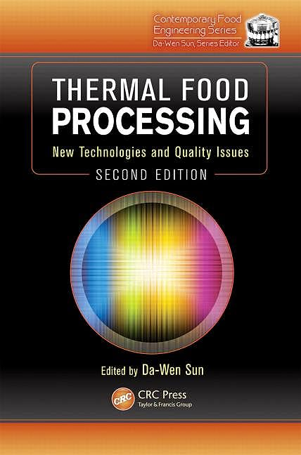 Portada del libro 9781439876787 Thermal Food Processing. New Technologies and Quality Issues