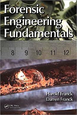 Portada del libro 9781439878392 Forensic Engineering Fundamentals