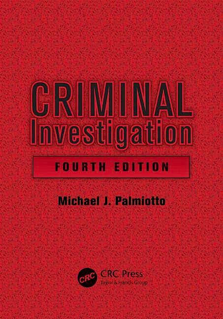 Portada del libro 9781439882184 Criminal Investigation